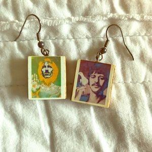 Jewelry - Beatles earrings